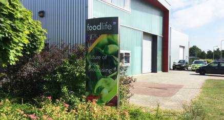 Foodlife Reclamezuil