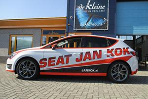 Auto beletteren Zwolle