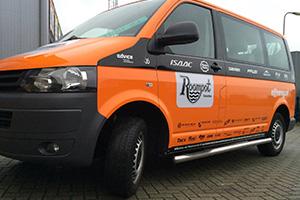Autobelettering Zwolle