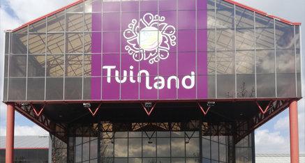 Tuinland, 4 vestigingen voorzien van nieuwe huisstijl